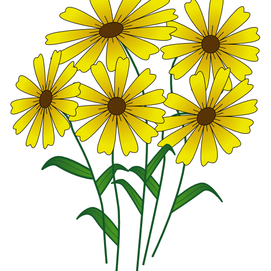 Flowers clipart park. Download high quality summer