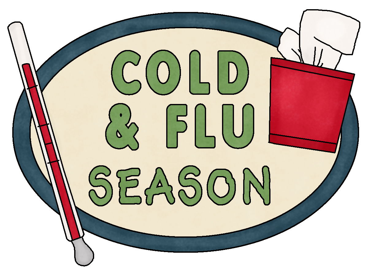 Flu clipart. Clip art cold and