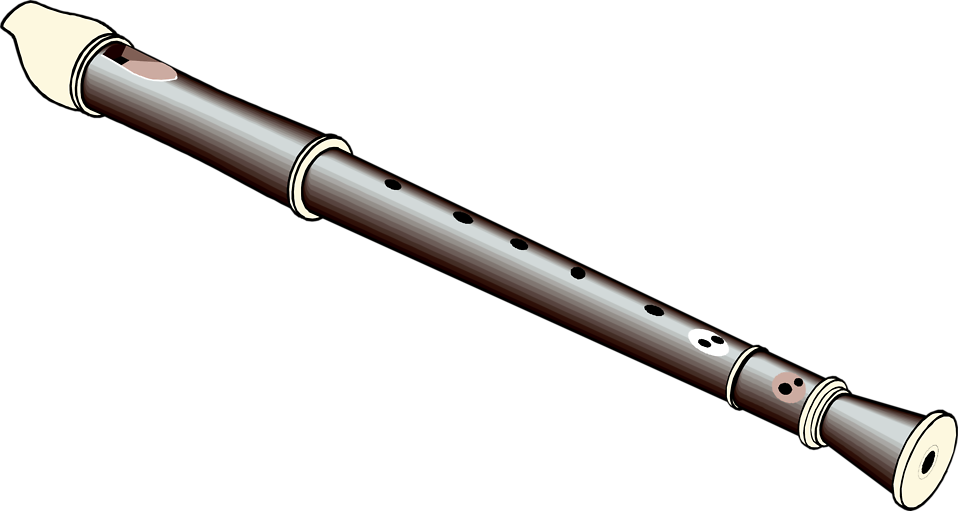 Flute clipart clarinet. Free download best on