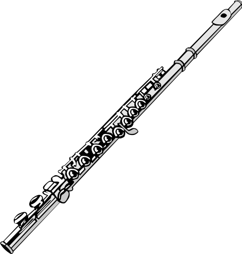 Flute clipart clarinet. Image of free clarinets