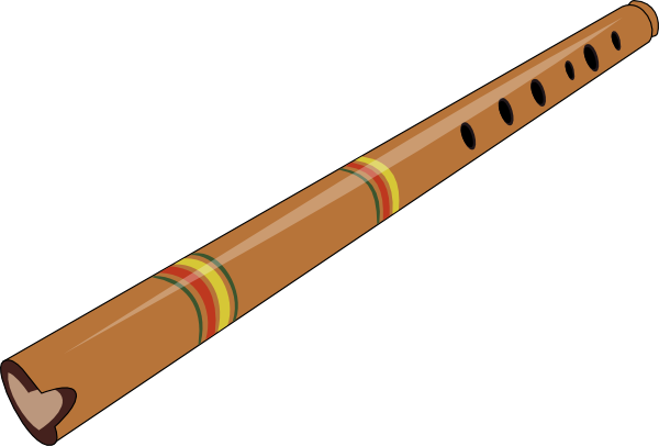 oboe drawing music instrument
