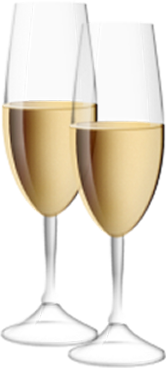 champagne flute png