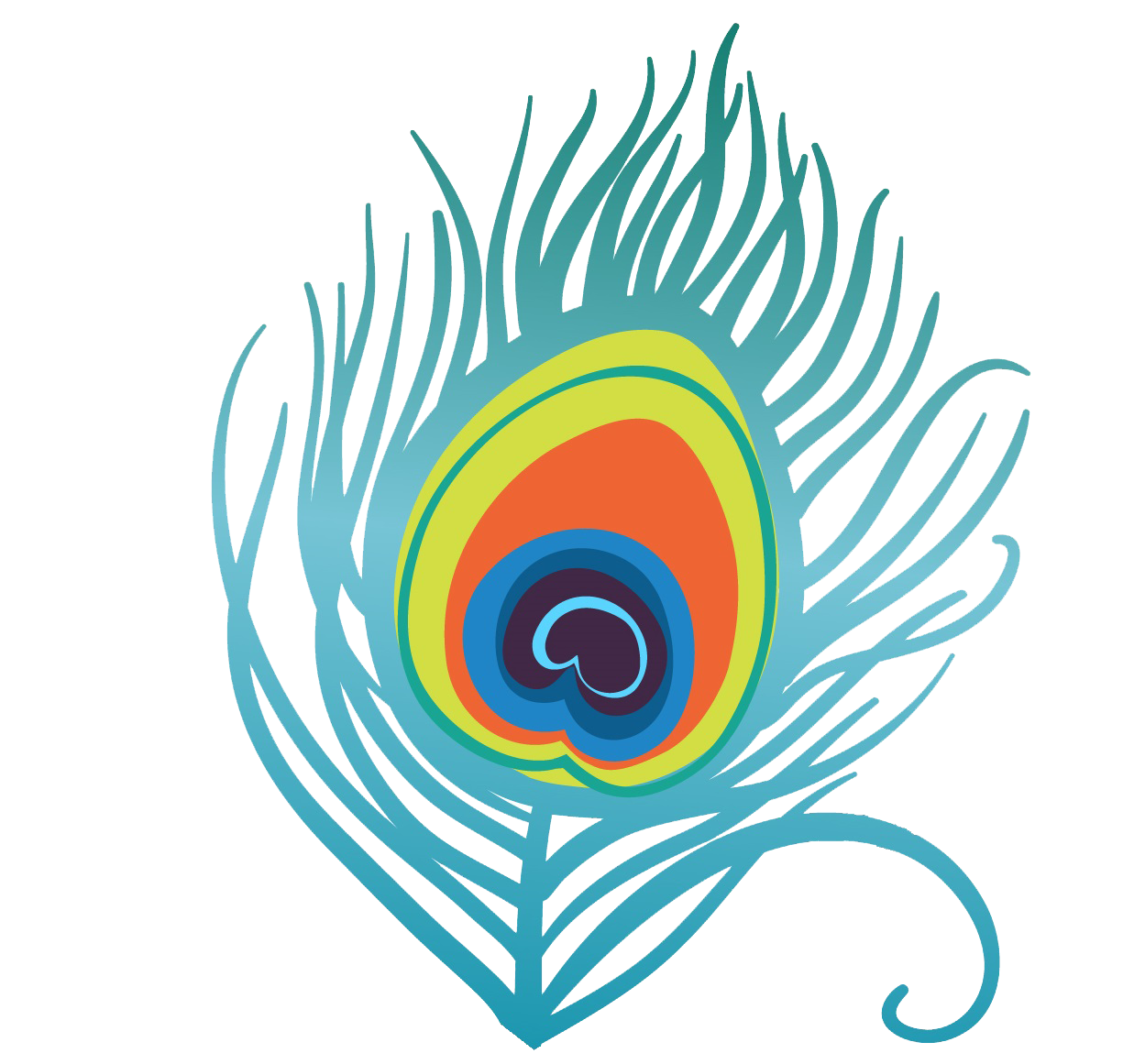 Flutes clipart mor pankh. Peacock feather png transparent