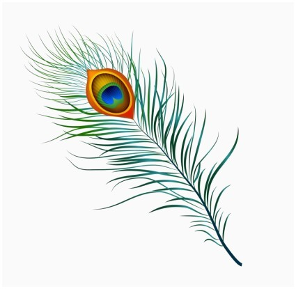 Flutes clipart mor pankh. Peacock feather luxury pencil