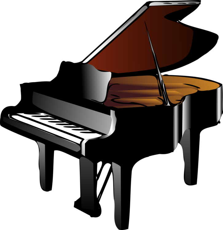 Musical clipart piano. Instruments art download free