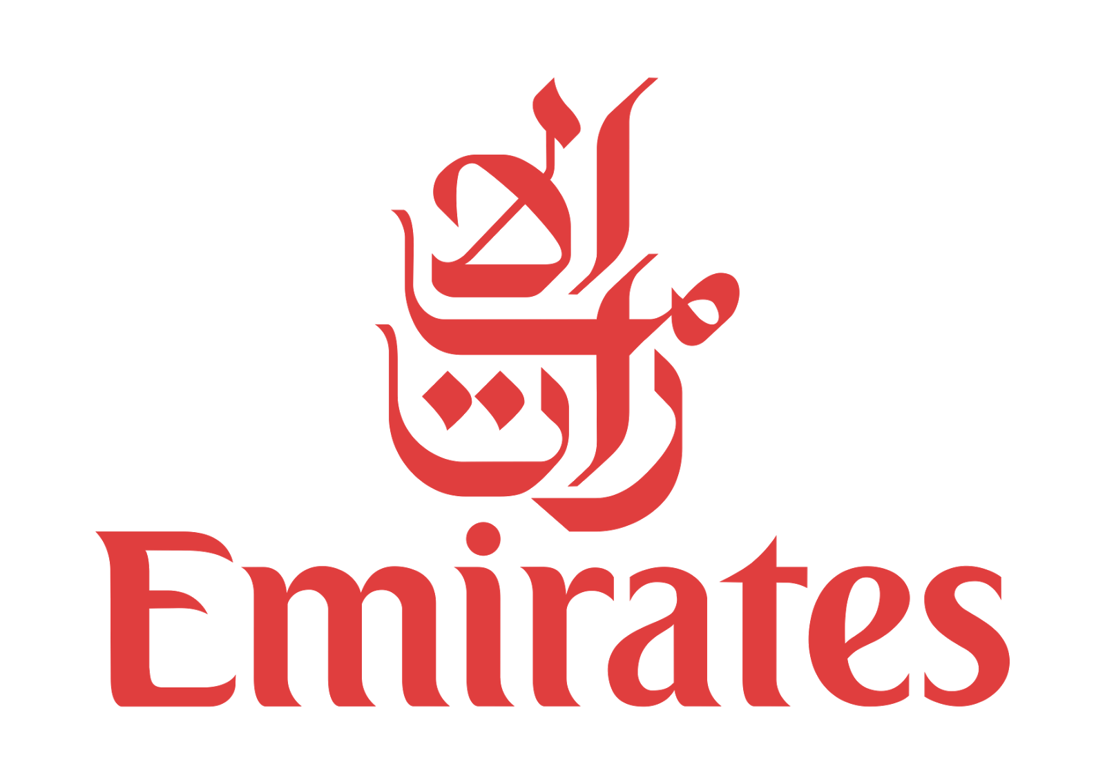 Fly emirates logo png. Transparent stickpng
