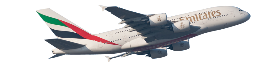Aircraft vector fly plane. Emirates png transparent images