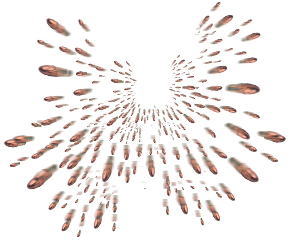 Bullet flying png. By mariasemelevich on deviantart