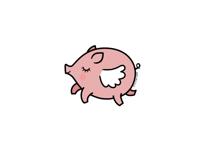 Flying pig png. By flyingpigs ever on