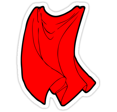 Flying superhero cape png. Collection of drawing