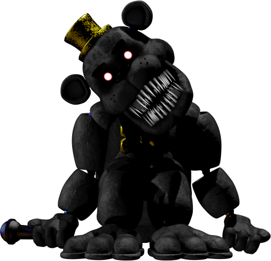 Fnaf 4 png. Image nightmare in with