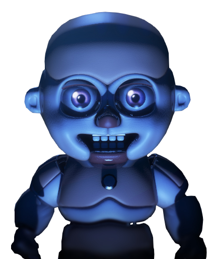 Transparent fnaf animatronic. Sister location new teaser