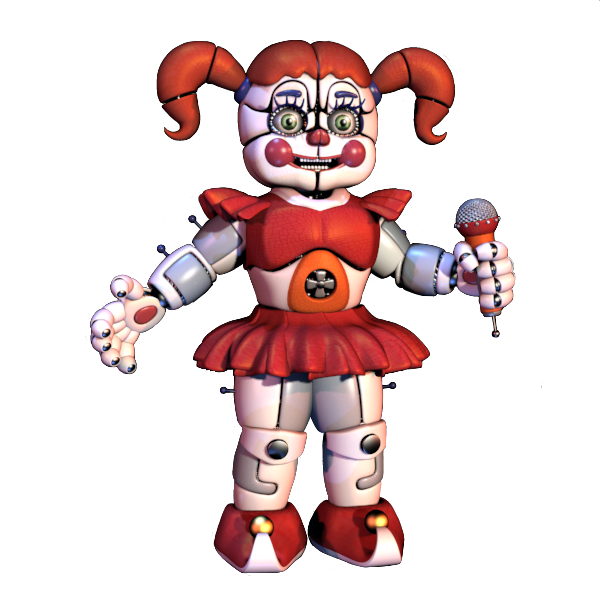 Fnaf sister location png. Circus baby death battle