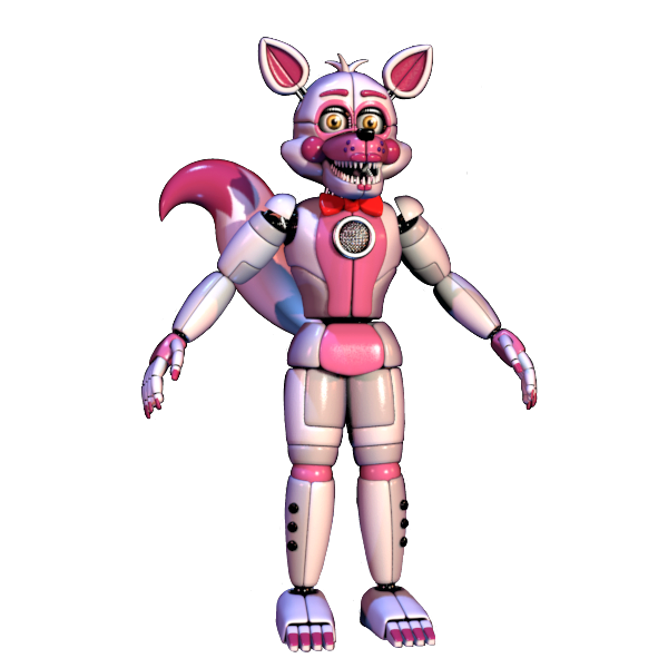 Fnaf sister location png. Image funtime foxy five