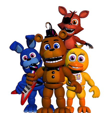 Fnaf world png. Image mod db view