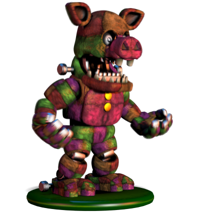 Fnaf world png. Image pork five nights