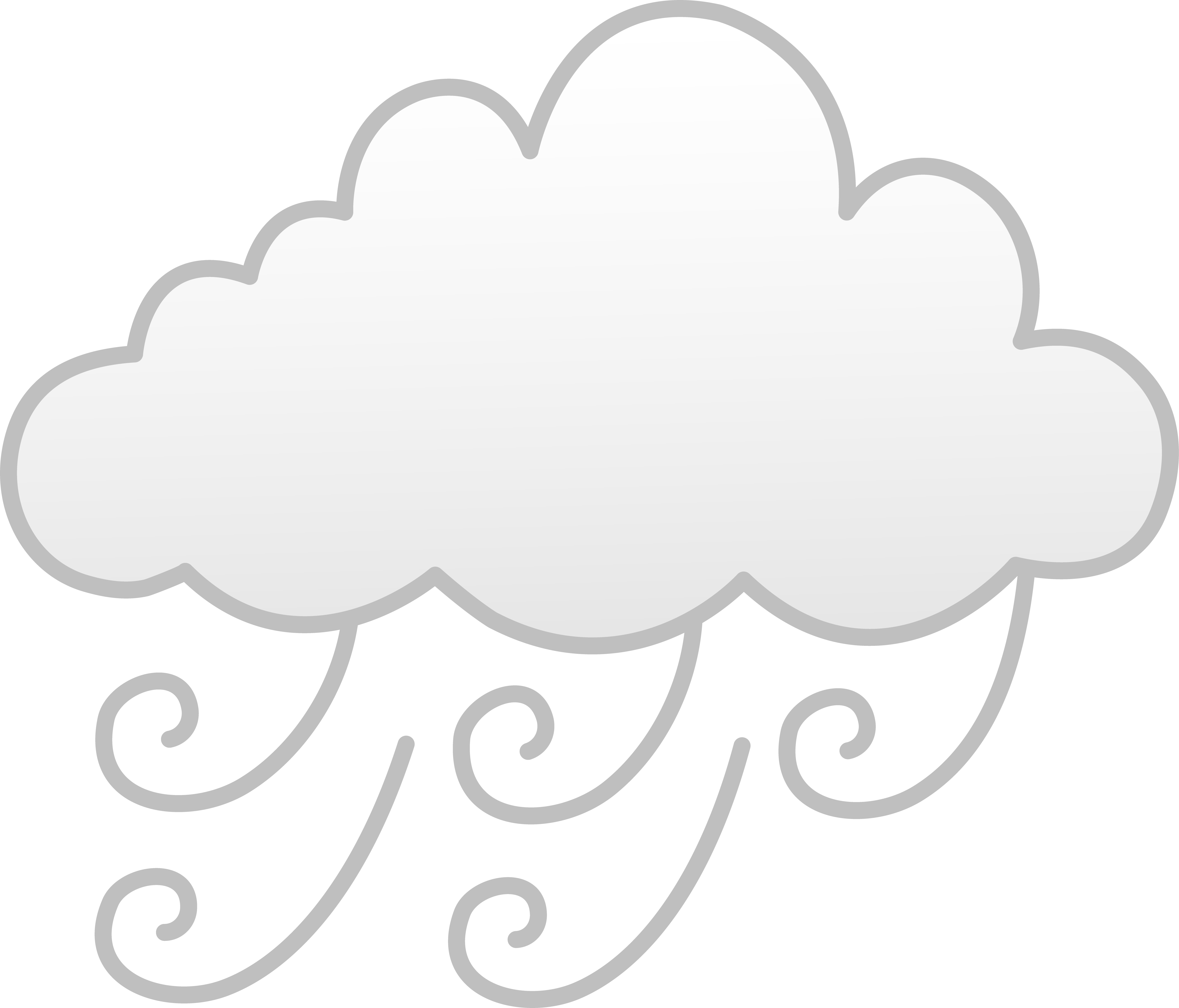 Hurricane clipart windy storm. Foggy weather
