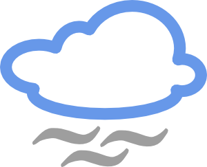 cloudy clipart weather forecast