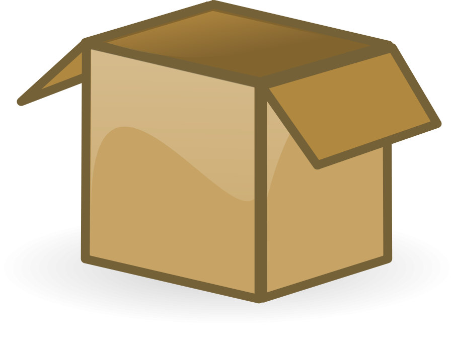 Svg box carton. Free open images download