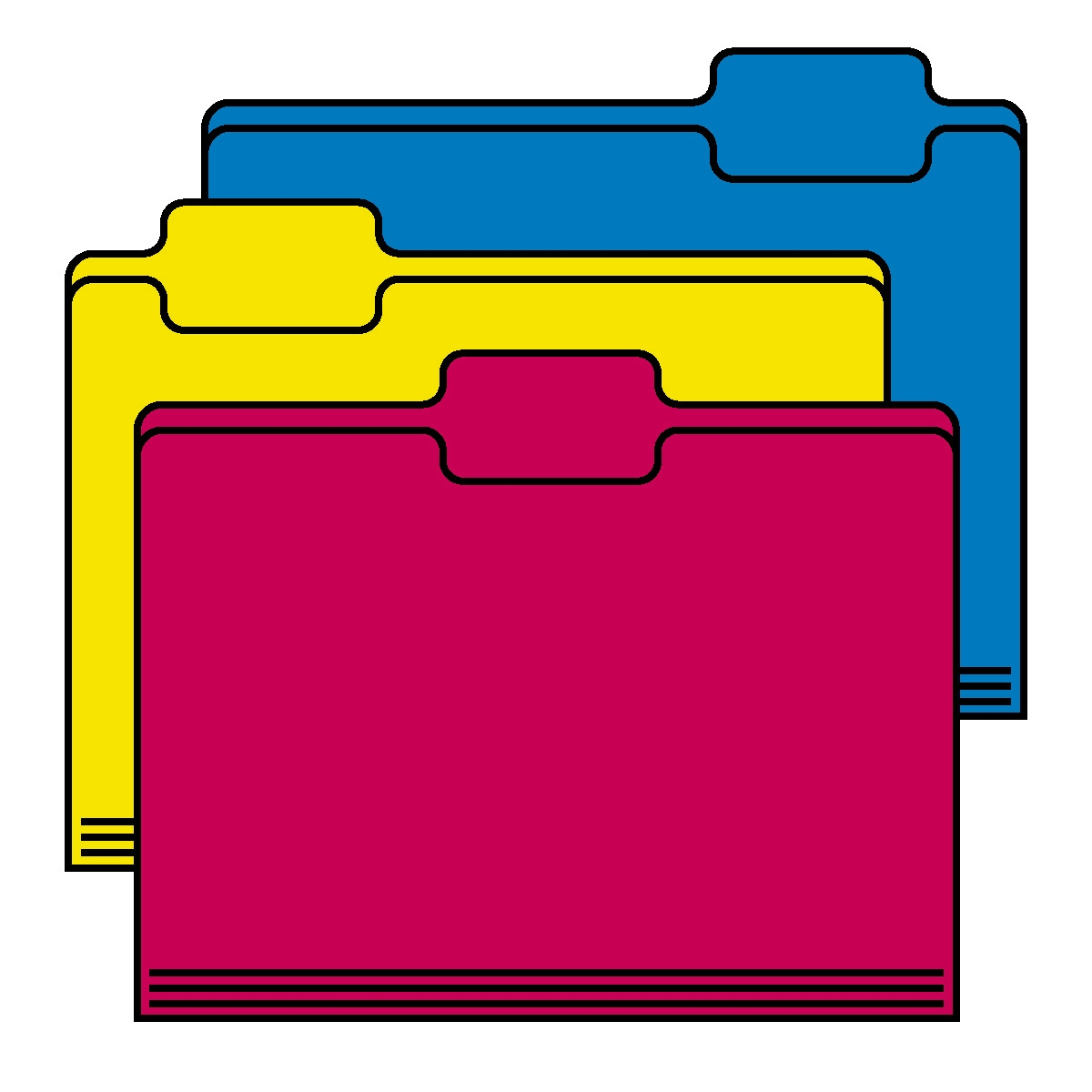 Folder clipart box book. Awesome design digital collection