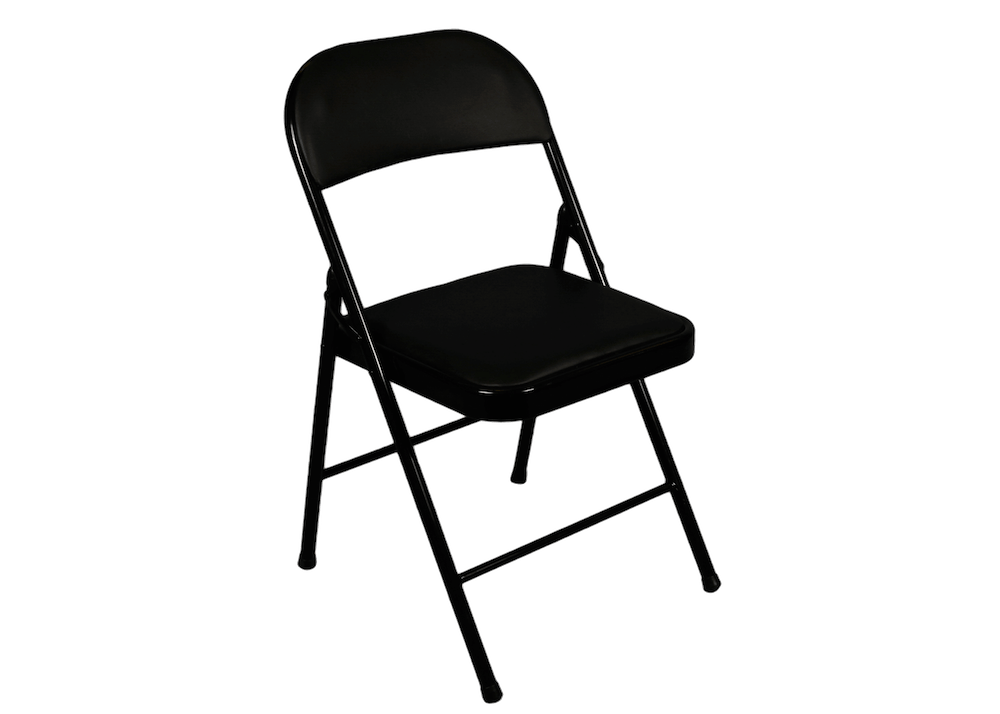 folding chair png
