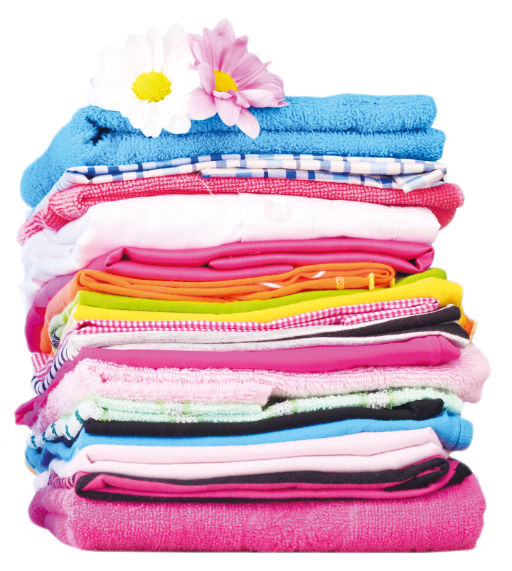 Folding clothes png. Tips to make