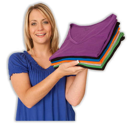 folding clothes png
