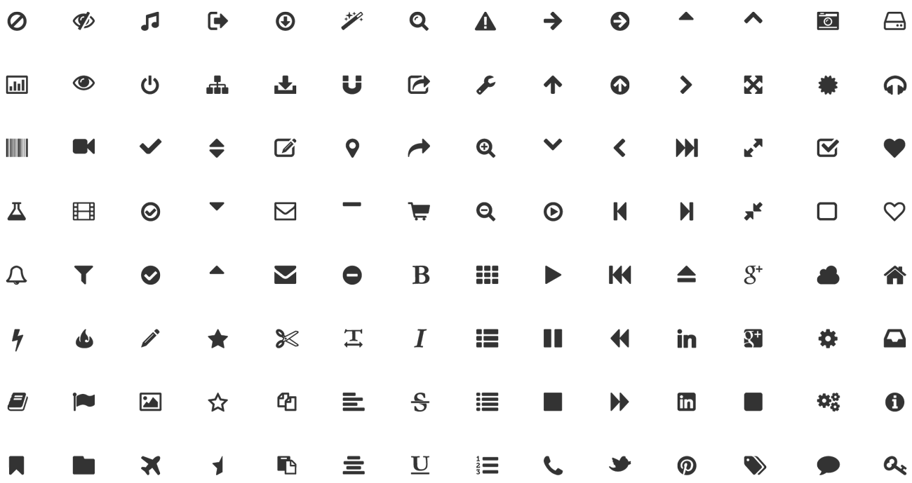 Font awesome png icons. Free icon images download