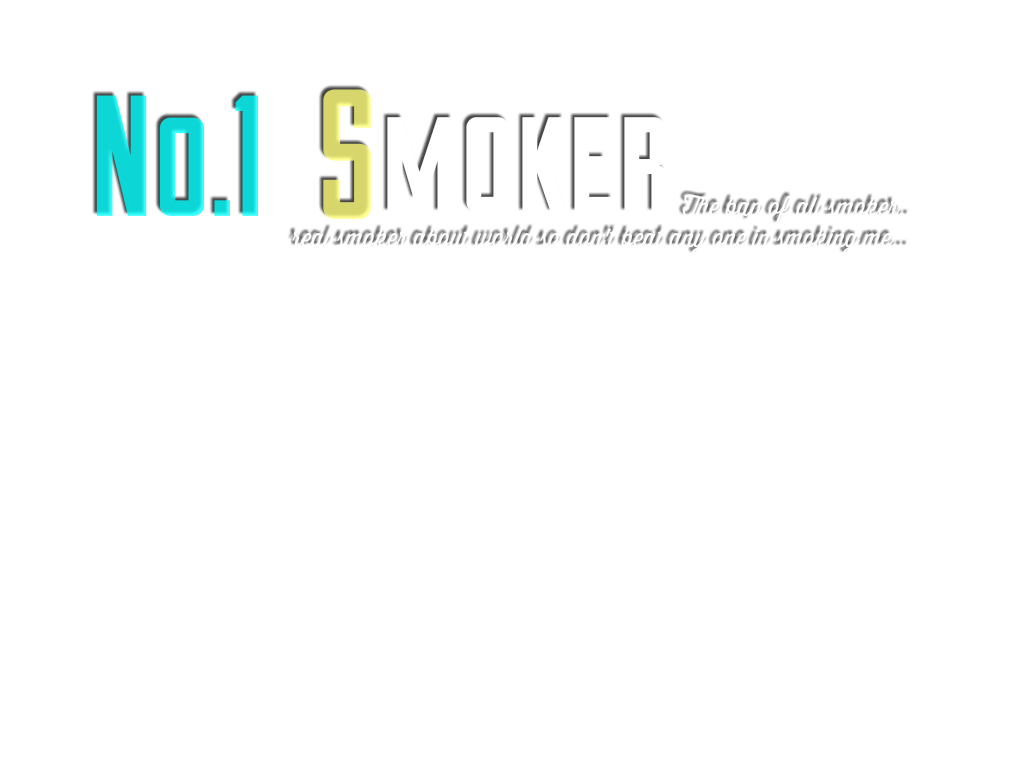 Smoker special latest editing. Png text new jpg library stock