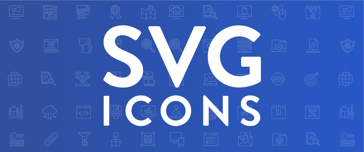 Fontawesome svg cloud. Building icon systems with