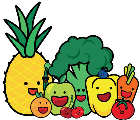 Food cartoon png. Download healthy image with