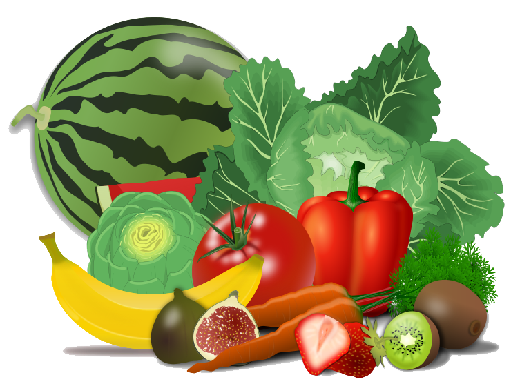 Food cartoon png. Healthy transparent images all
