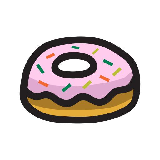 Food cartoon png. Icons for free dessert