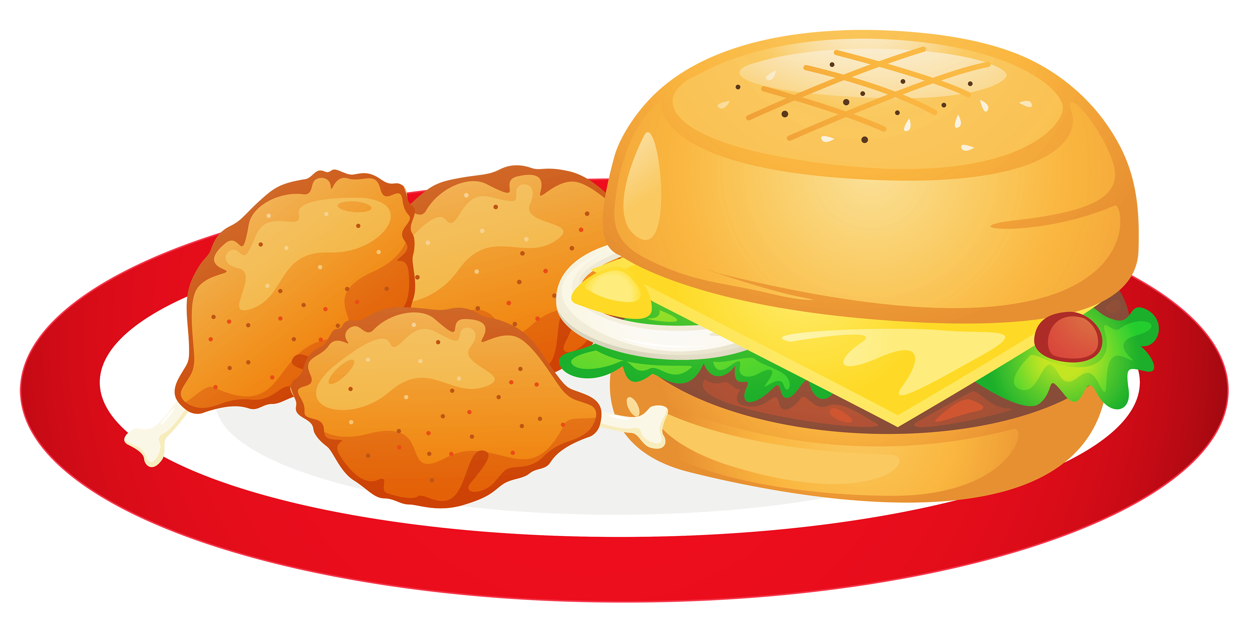 Food clip art png. Collection of plate