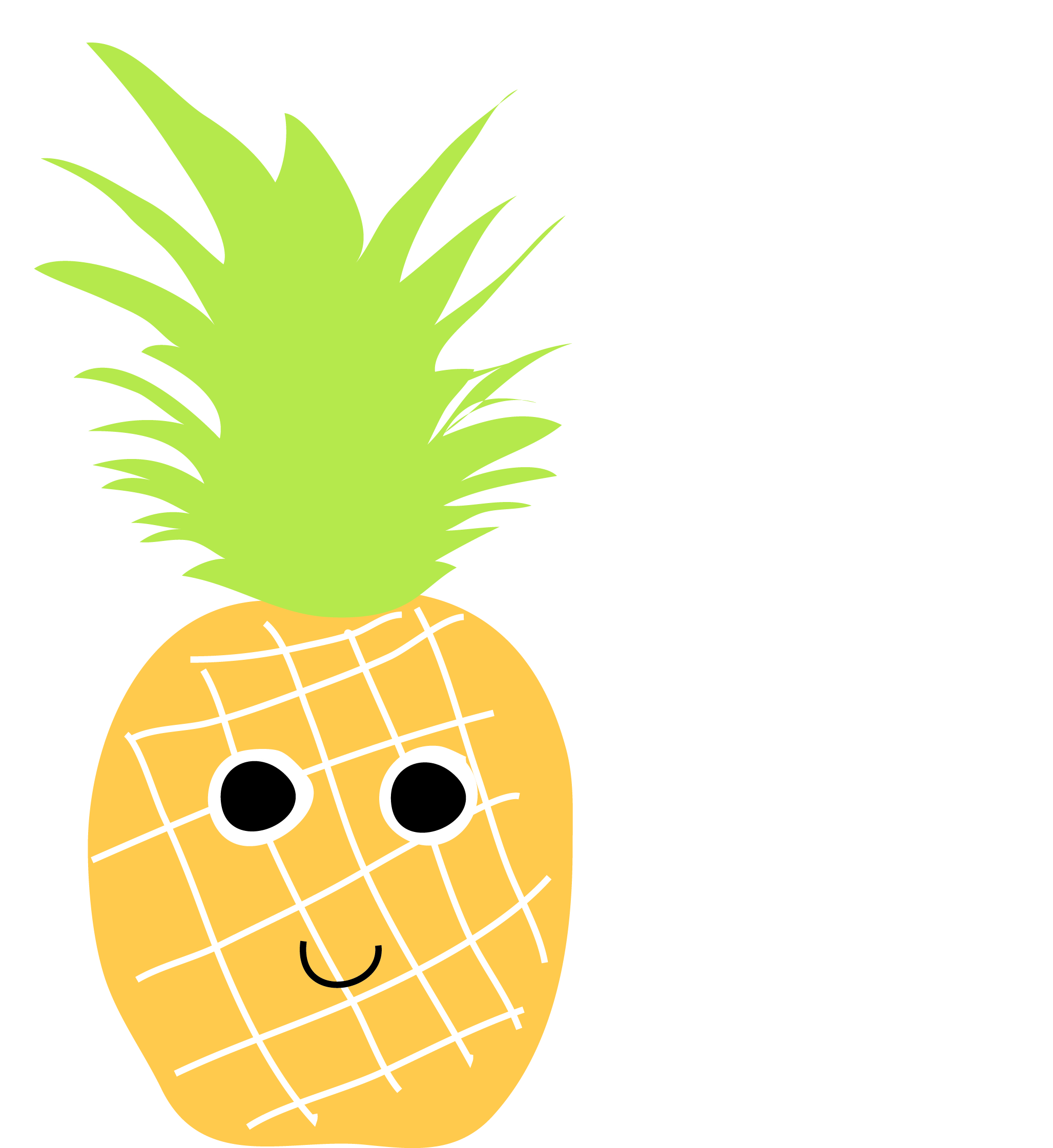 Food clipart pineapple. Healthy project panda free