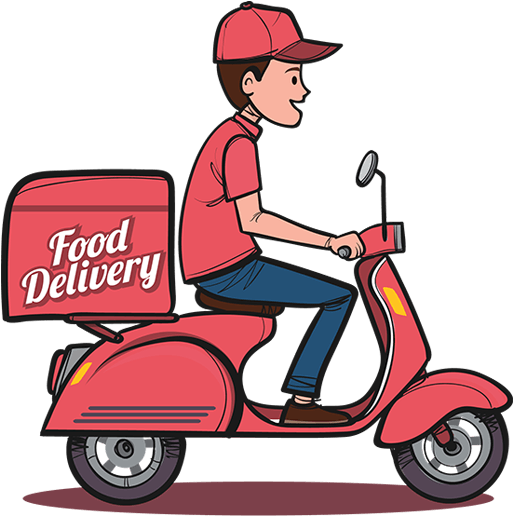 Food delivery png. Download uber for image