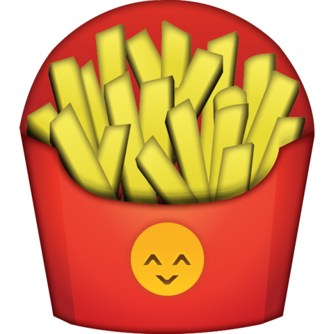 fries emoji png