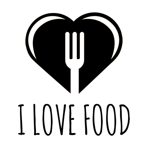 Svg preview love. Heart for food transparent