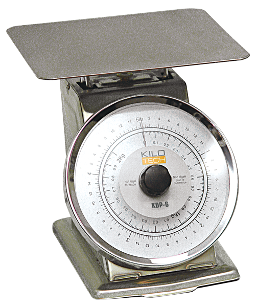 Transparent scales food. Scale mechanical dial kdp