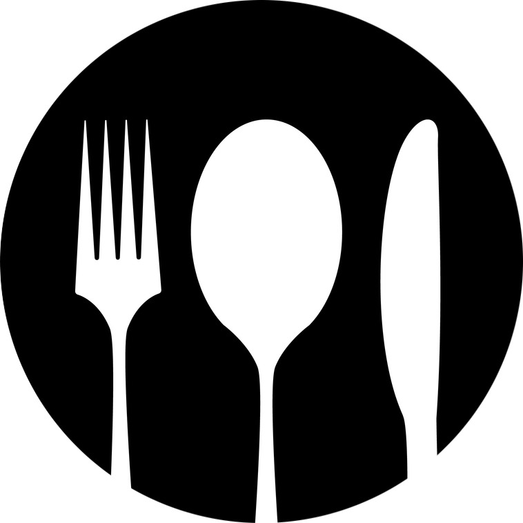 Food silhouette png. Delivery free icons and