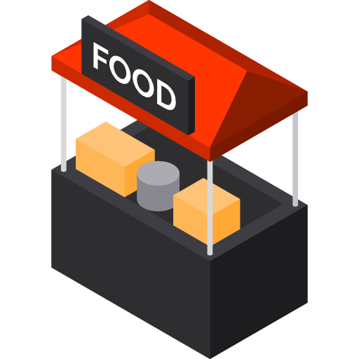 Food stall png