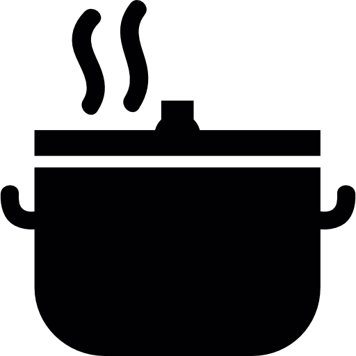 Food steam png. Icon page svg