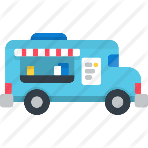 Food truck icon png. Free icons