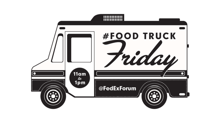 Food truck fridays to. Transparent trucks png black clip black and white library