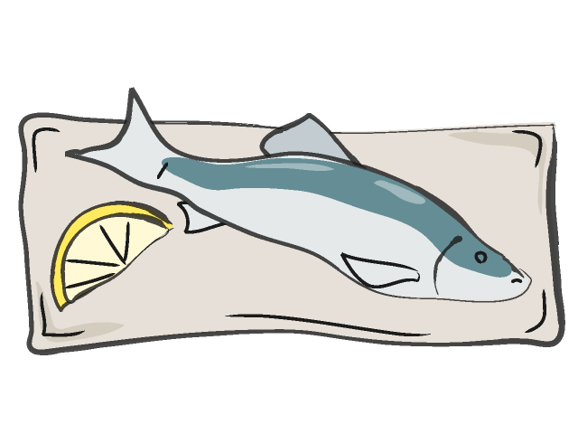Foods clipart fish. Free cliparts download clip