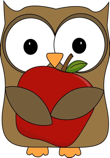 foods clipart owl