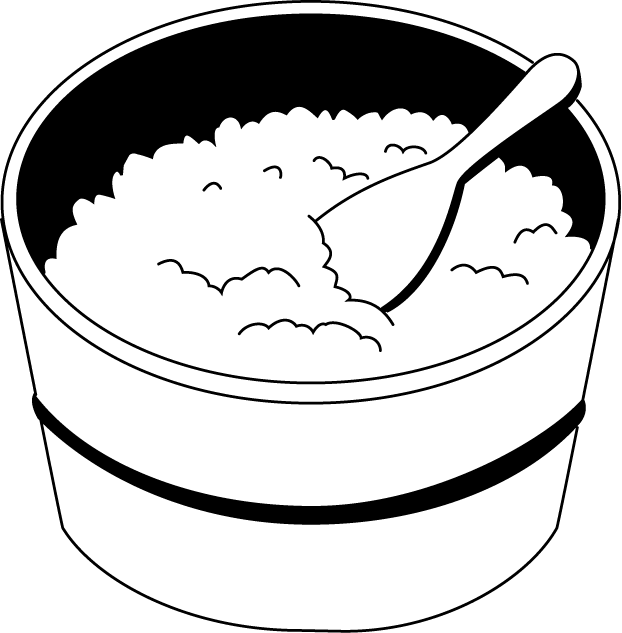 Rice clipart rice lunch. Free cliparts download clip