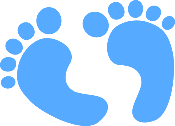 baby footprints png