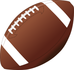Football clipart. Clip art at clker