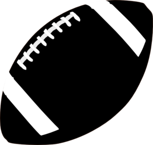 Football clipart. American